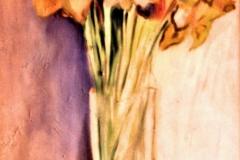 Fiori gialli - Olio su tela 50 x 70 – € 300