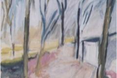 Autunno - Tempera su tela 30 x 20 - € 100